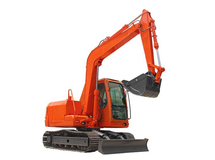 R390履带式小型挖掘机